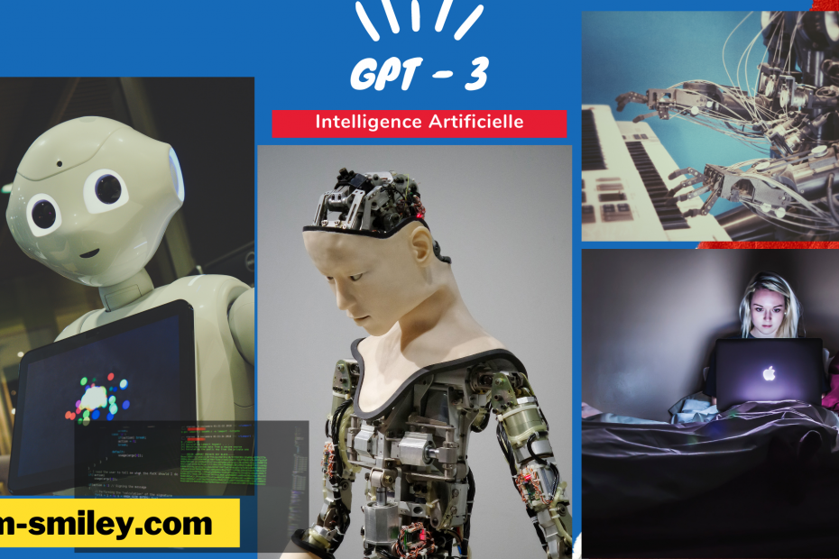 Im- smiley INTELLIGENCE ARTIFICIELLE - ARTIFFICIAL INTELLIGENCE - text generator - IA - GPT 3 - open Ai - openai - elon musk (4)